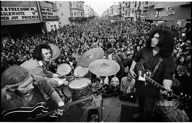 Quicksilver Messenger Service - Live At The Fillmore West 3 July 1971