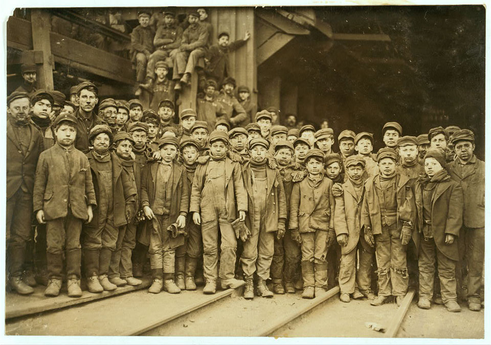 The Photos That Helped End Child Labor in the United States