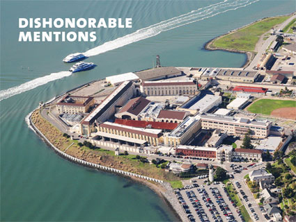 America's 10 Worst Prisons: Dishonorable Mentions