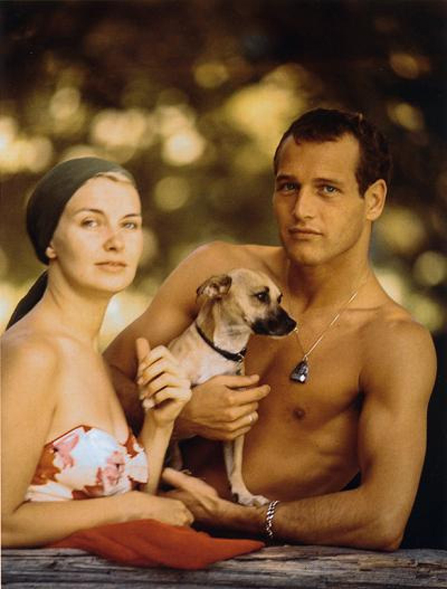 Paul Newman and Joanne Woodward Prove That True Love Is ...