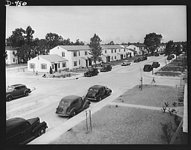 Military Base Housing Norfolk Virginia: Teddy Roosevelt, Lewis Hine And Lazy Frogs: 15 Photos