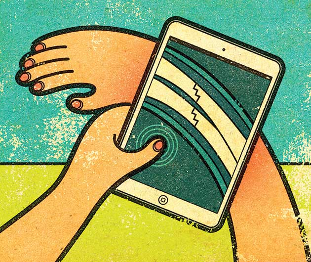 Can an app replace a doctor?