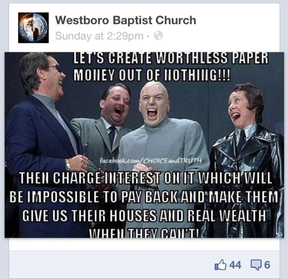 Austin Powers Westboro Baptist Church