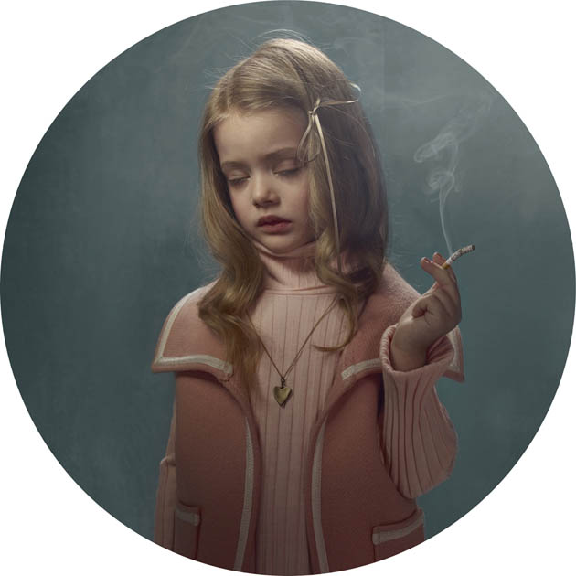 Glamorous Photos of Kids Smoking | Mother Jones
