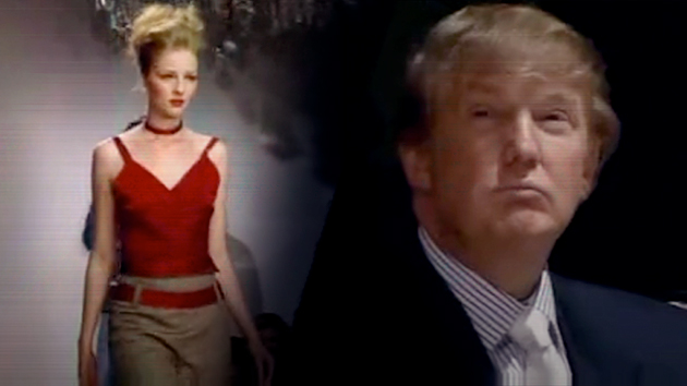 Former models for donald trump 39 s agency say they violated for Donald model