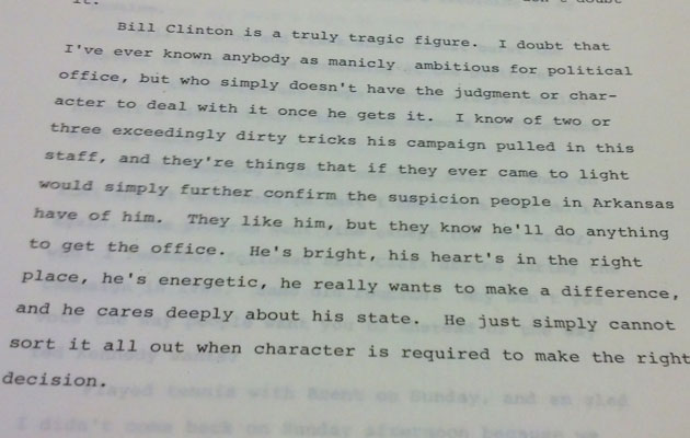 essay bill clinton William jefferson clinton essays - bill clinton: a life of controversy.