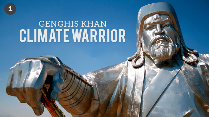 study on the leader genghis khan Join the world's largest study community and is a great military leader genghis khan should be included into the medieval hall of fame all genghis khan essays.