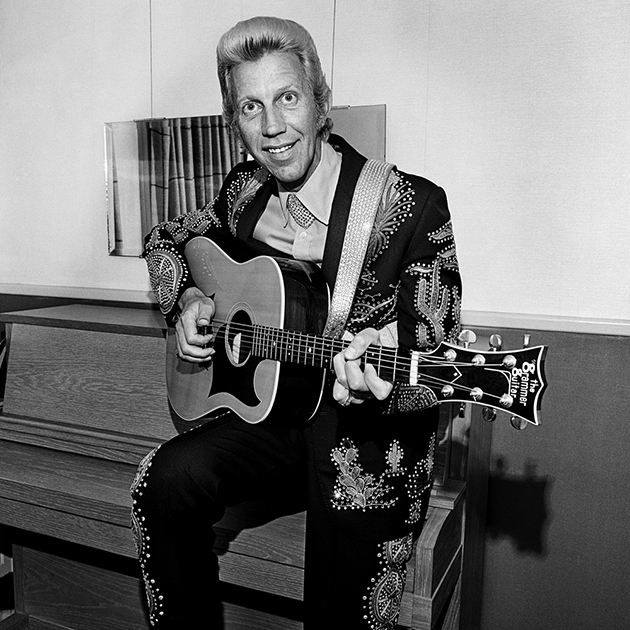 Porter Wagoner, Symphony Hall, Boston, 1972