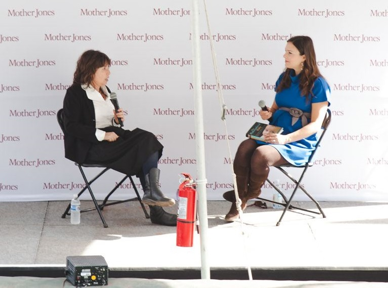 Indre Viskontas interviews Alison Gopnik at the Bay Area Science Festival.