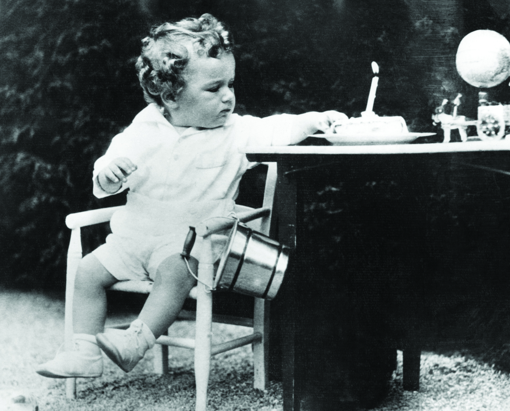 Handwriting Evidence from Lindbergh Case