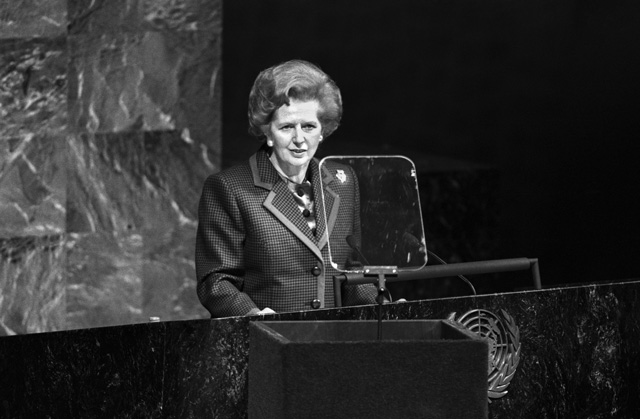 How Thatcher Made the Conservative Case for Climate Action