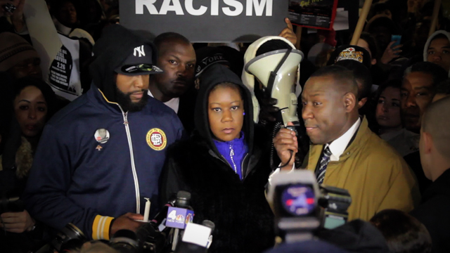 Trayvon's mother Sybrina Fulton