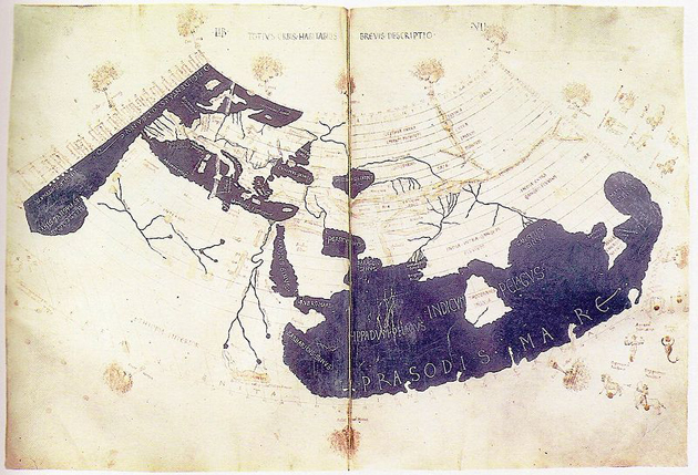 Image: Ptolemy map