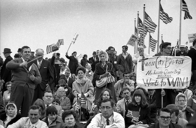 articles on vietnam war protests