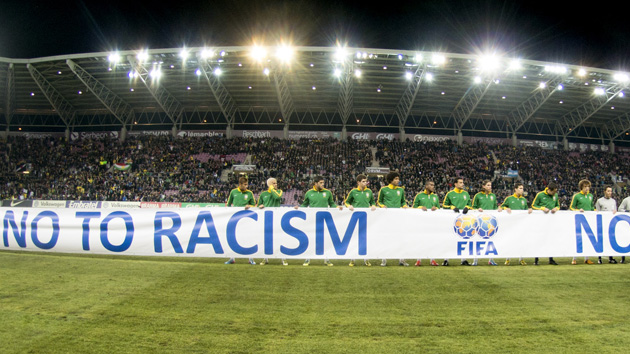 brazil soccer and racism essay Racism in sport essay | an analysis  we can see that in football we have an issue with racism and needs to be sorted out since there is a vast majority of people.