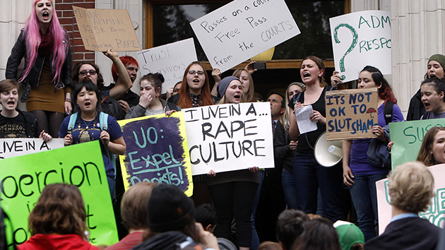This New Study Shows Sexual Assault on College Campuses ...