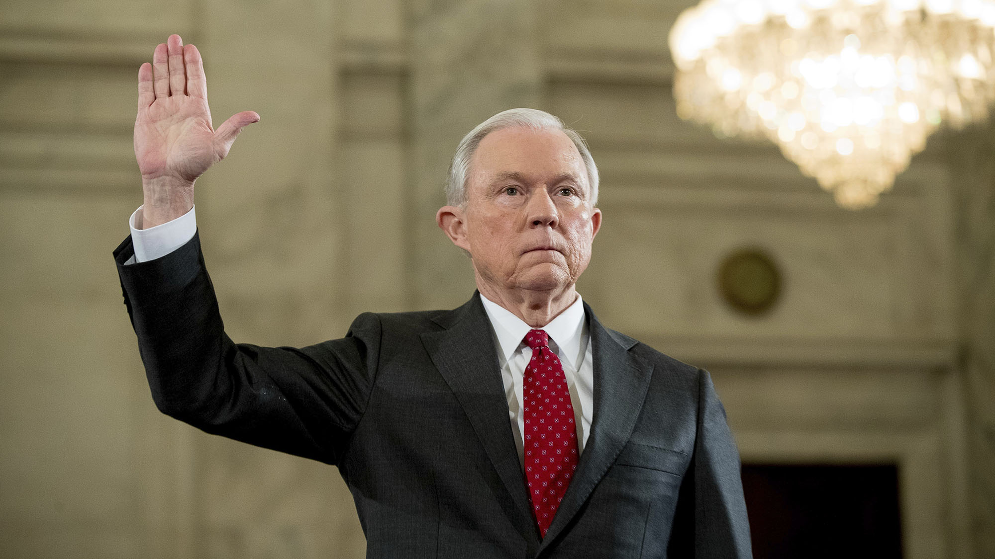 Republicans are trying to rewrite Jeff Sessions' history on race