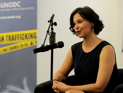 Ashley Judd in DC: I'm a Three-Time Rape Survivor