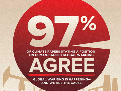 VIDEO: 97 Percent of Climate Scientists Can't Be Wrong