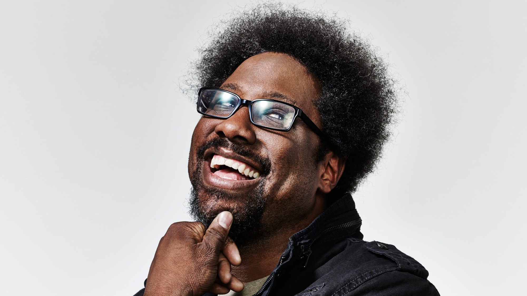 W. Kamau Bell's Resistance Reading | Mother Jones