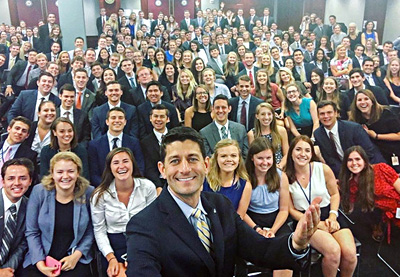 Ryan Maintains Endorsement of Trump, Tells House GOP 'Do What's Bes..
