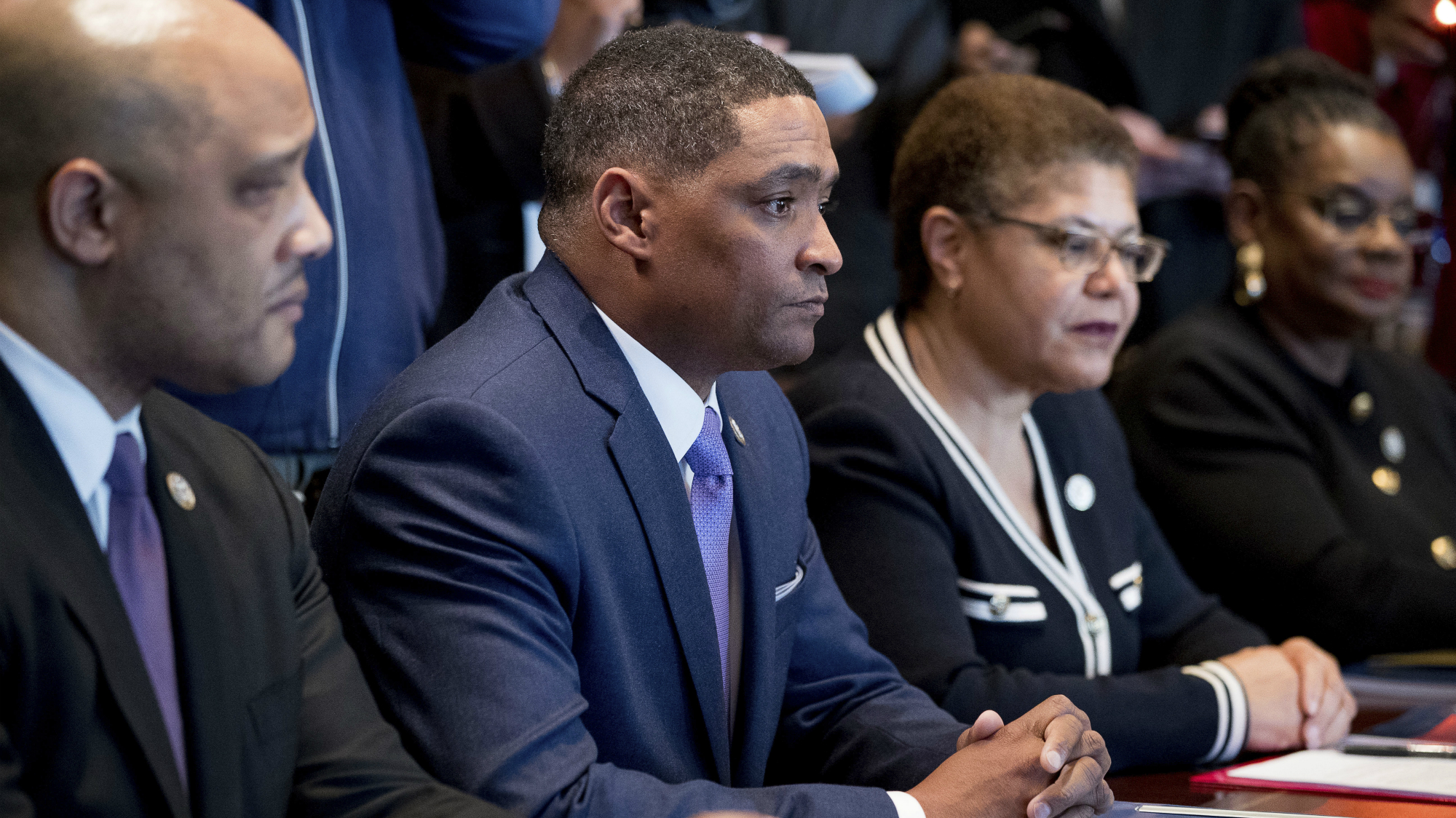 Congressional Black Caucus Shows Trump Its Policy Vision for Black America