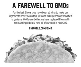 Chipotle Says It Dropped GMOs. Now a Court Will Decide If That's Bullshit.