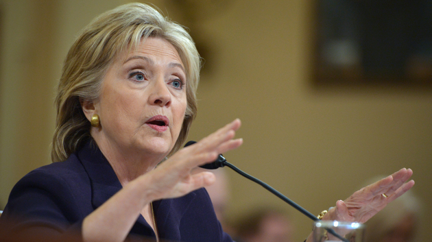 GOP Congresswoman Asks Hillary Clinton If She Spent the Night Alone on Day of Benghazi Attacks