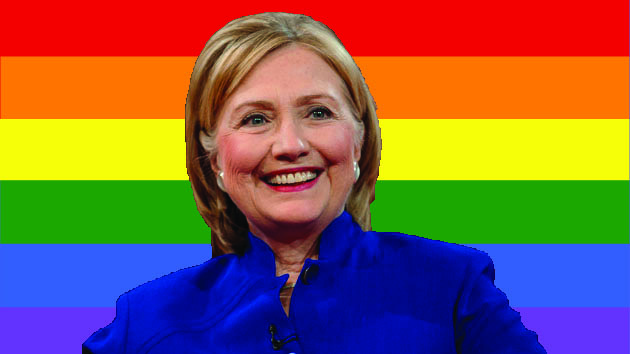 Hillary clinton same sex marriage picture 43