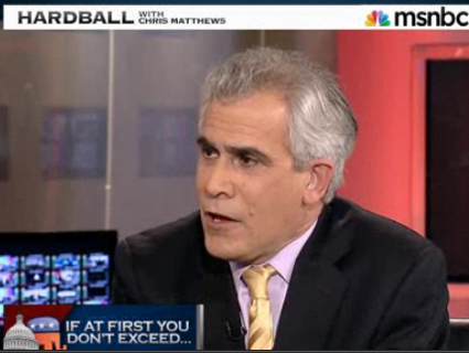 Corn on Hardball: The All-Too-Familiar Call for War in Syria