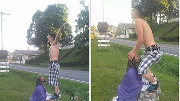 Pennsylvania Teenager Simulates Oral Sex With Jesus Statue, Faces ...