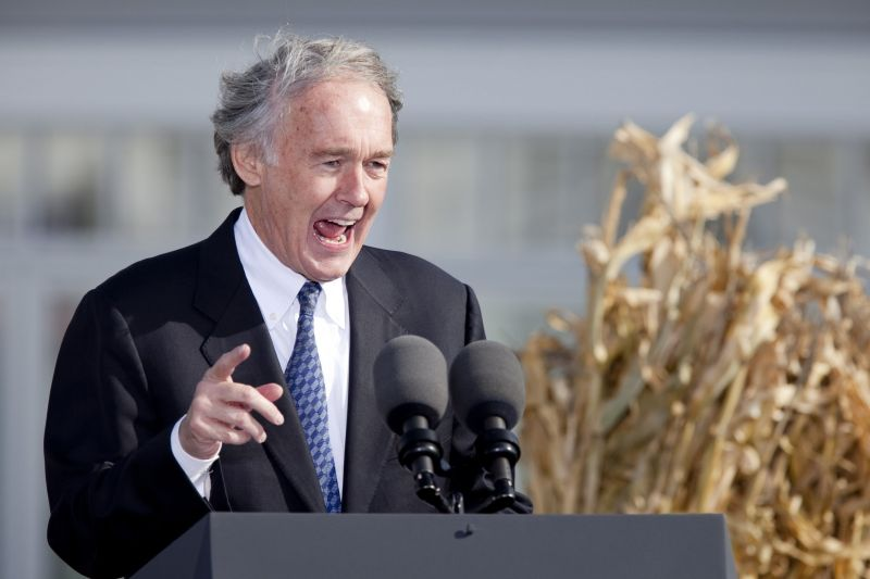 Ed Markey Is On Track to Replace John Kerry-With the Help of the