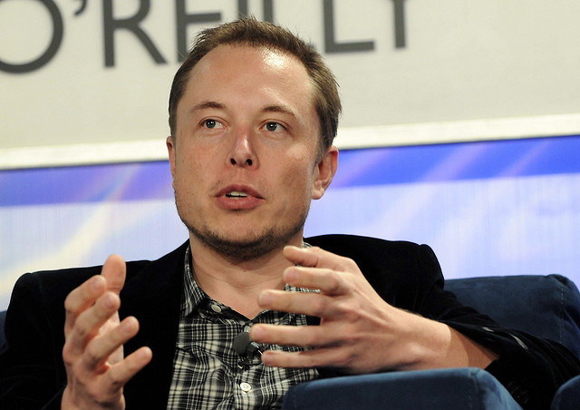 Electric Car Guru Elon Musk Ditches Mark Zuckerberg's FWD.us Group