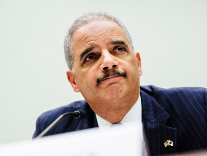 Tennessee Congressman Slams Holder on Pot Prosecution