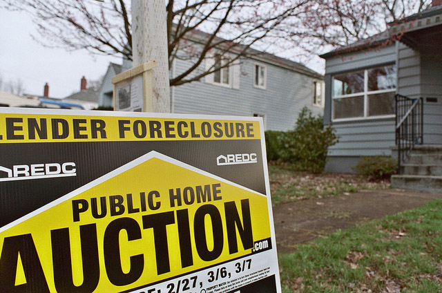 solving the american foreclosure crisis essay