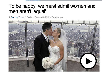 Woman from Fox News' accidental same-sex wedding picture speaks out.