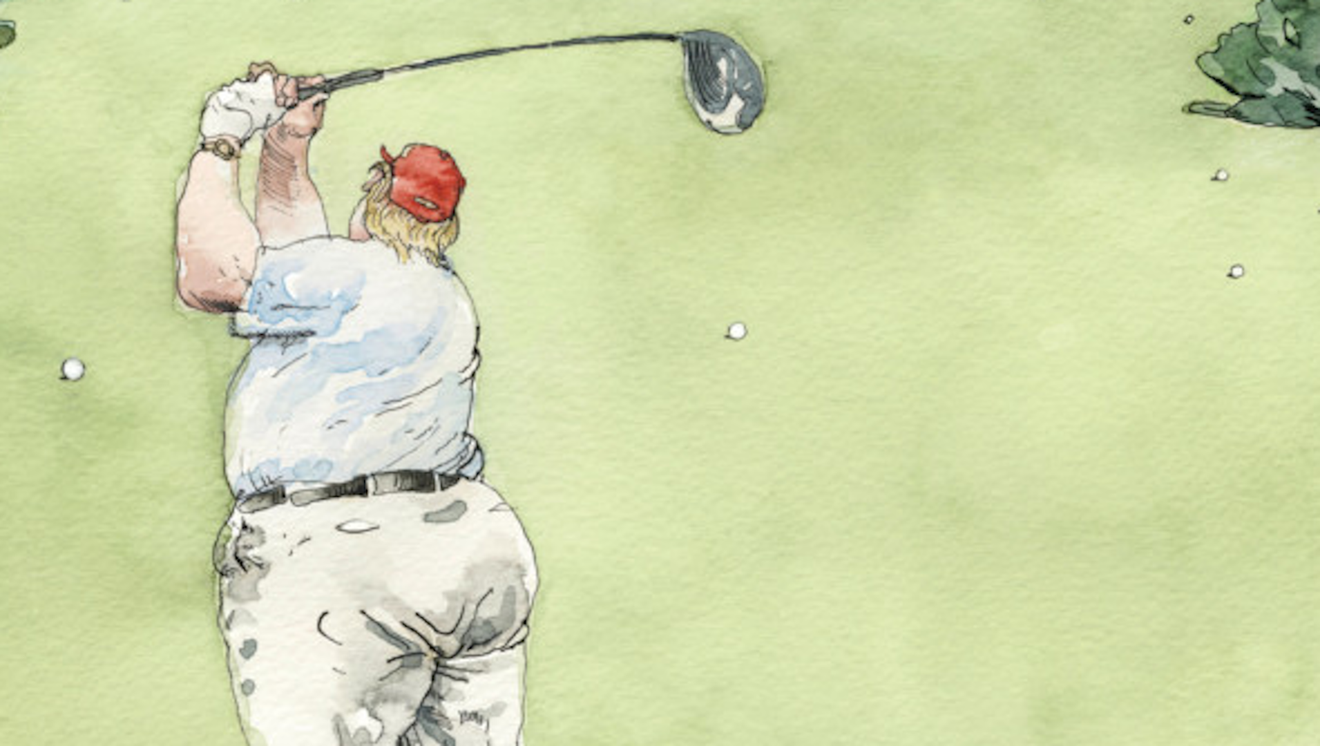 New Yorker Cover Takes a Swing at Trump's White House ...