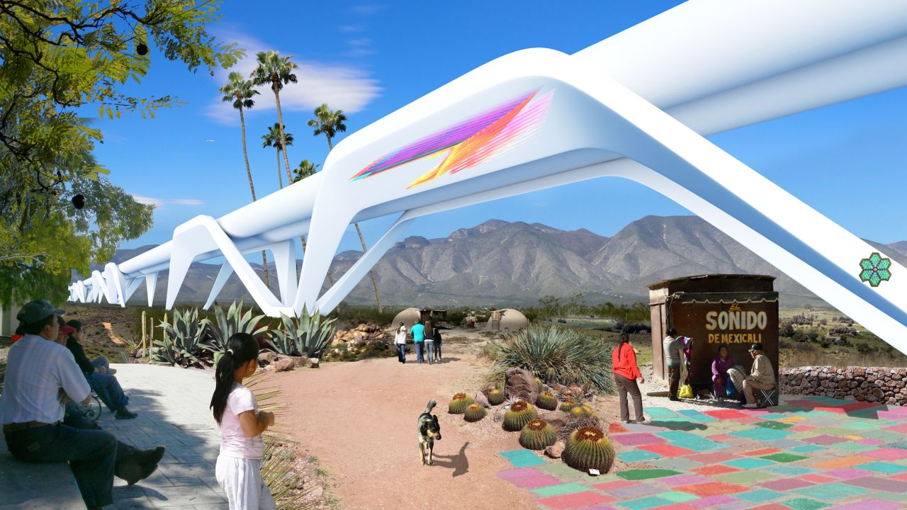 photo image If There's Going to Be a Wall, Let It Be This Collaboration Between American and Mexican Designers