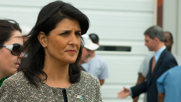 Governor Nikki Haley Warns Trump is Inciting