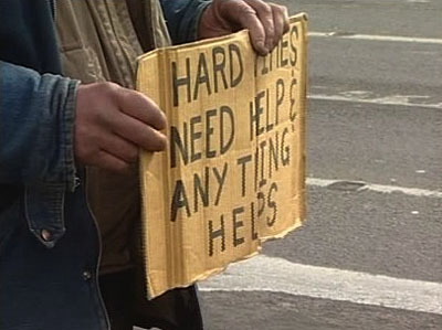 Image result for panhandlers