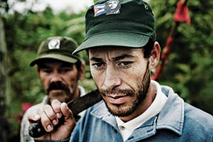 Villagers like Jonas de Souza can no longer hunt in the forest they've used for generations.