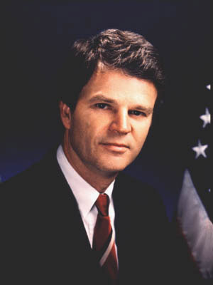 Buddy Roemer as Louisiana governor Louisiana Secretary of State