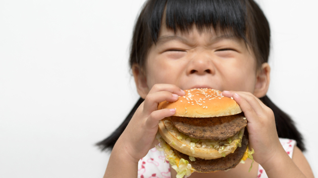 HELP! Why do Americans choose fast food?