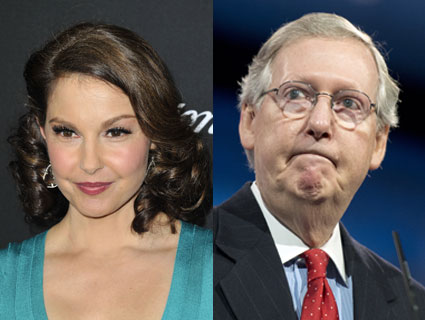 Secret Tape: McConnell and Aides Weighed Using Judd's Mental Health and Religion as Political Ammo