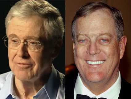 EXCLUSIVE: Read the Koch Brothers' Plans for Their Upcoming GOP Donor Retreat