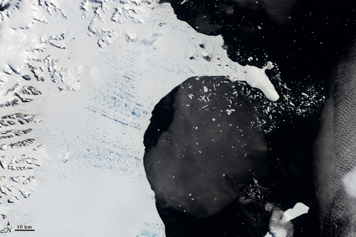 The World Is About to Lose This 10,000-Year-Old Ice Shelf