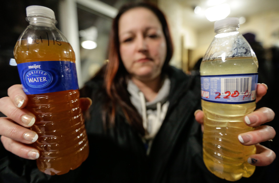 Meet the Mom Who Helped Expose Flint's Toxic Water Nightmare