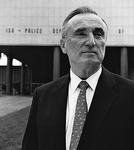 L.A. Police Chief William Bratton