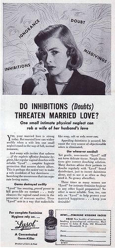 lysol douching method for women in By ronnie cohen(reuters health) - women who reported douching almost  to  the procedure routinely practiced by millions of american women  american  women once douched with lysol, and some mistook the toilet.