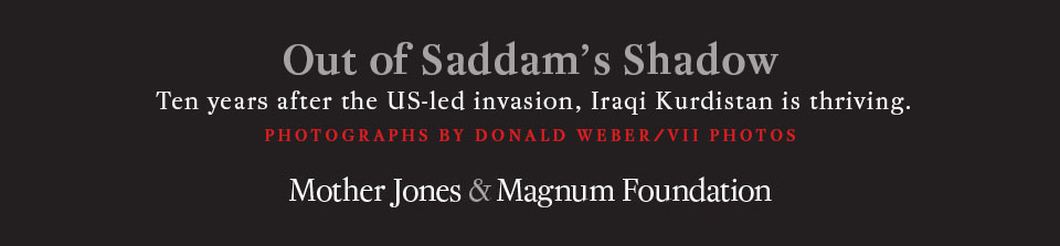 Out of Saddam's Shadow